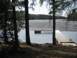 Dock repairs are complete!